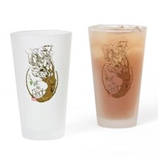 Guardians Groot 2 Drinking Glass