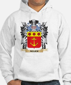 Meijer Coat of Arms - Family Cre Hoodie