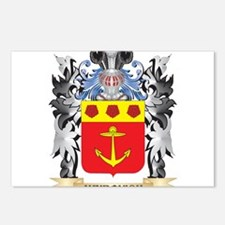 Meirovich Coat of Arms - Postcards (Package of 8)