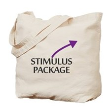 Cute Stimulus package Tote Bag