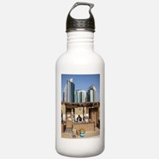 The Nature of the Emirates Water Bottle