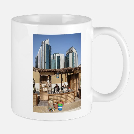 The Nature of the Emirates Mugs