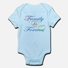 Family is Forever Infant Bodysuit