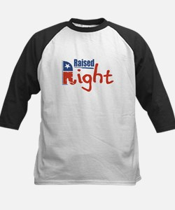 Raised Right Baseball Jersey
