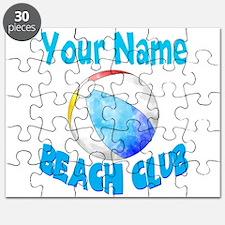 Beach Ball Club Puzzle