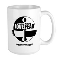 Know Love Know Fear Mugs