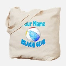 Beach Ball Club Tote Bag