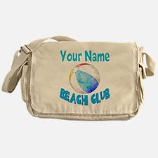 Beach Ball Club Messenger Bag