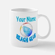Beach Ball Club Mugs