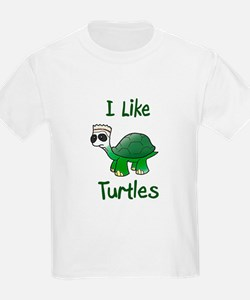 Funny For turtles T-Shirt