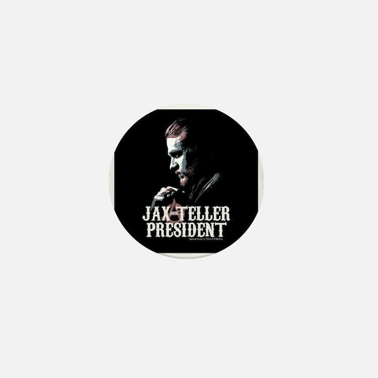 SOA Jax for President Mini Button