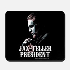SOA Jax for President Mousepad