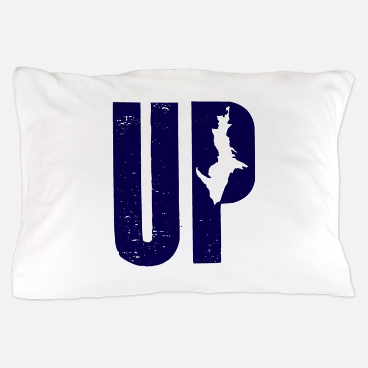 UP Michigan Pillow Case
