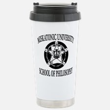 Philosophy Department Travel Mug