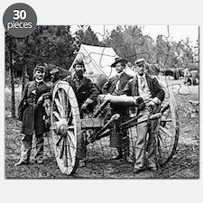 Civil War Union Officers Puzzle