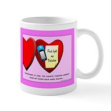 Valentine Geocacher Mug