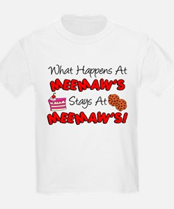 Stays At Meemaws T-Shirt