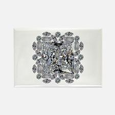 Diamond Gift Brooch Magnets