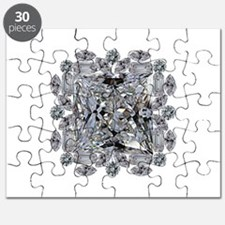 Diamond Gift Brooch Puzzle