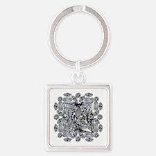 Diamond Gift Brooch Keychains