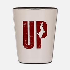 UP Michigan Shot Glass