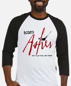 Team Asher Baseball Jersey