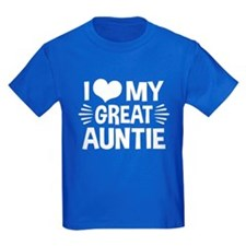 I Love My Great Auntie T