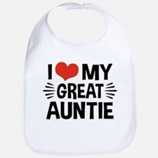 I Love My Great Auntie Bib