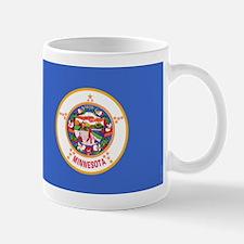 Minnesota State Flag 2 Mugs
