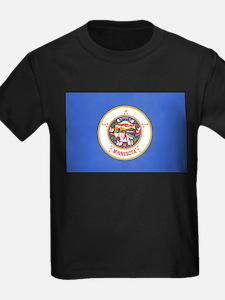 Minnesota State Flag 2 T-Shirt