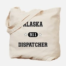 Alaska Dispatcher Tote Bag