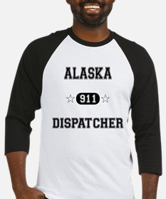 Alaska Dispatcher Baseball Jersey