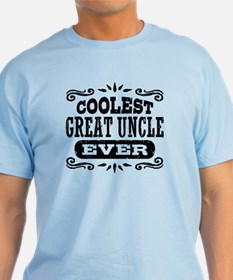 Coolest Great Uncle Ever T-Shirt
