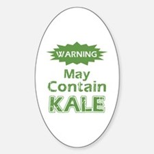 Funny Kale Decal