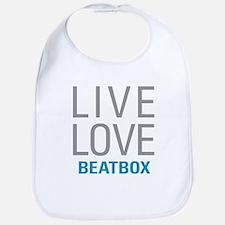 Live Love Beatbox Bib