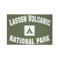 Lassen Volcanic National Park Rectangle Magnet