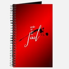 Smile or Go to Jail Journal