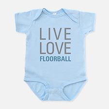 Live Love Floorball Body Suit