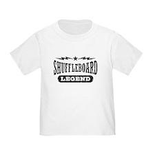 Shuffleboard Legend T