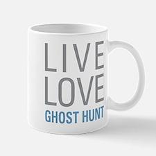 Live Love Ghost Hunt Mugs