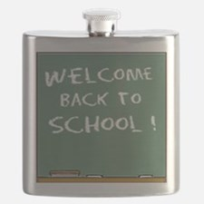 Welcome Back To School Flask