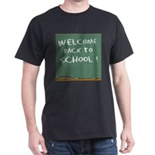 Welcome Back To School T-Shirt