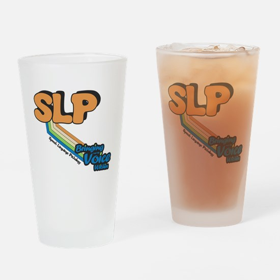 slp-retro.png Drinking Glass