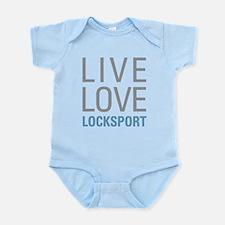 Live Love Locksport Body Suit