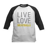 Meatball Baseball Jersey
