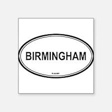 """Cute Alabama design Square Sticker 3"""" x 3"""""""