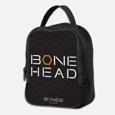 Bones Bone Head Neoprene Lunch Bag
