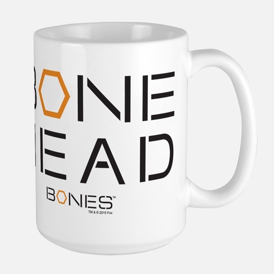 Bones Bone Head Large Mug