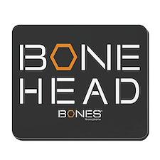 Bones Bone Head Mousepad