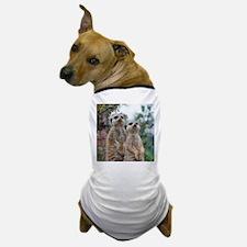 Meerkat013 Dog T-Shirt